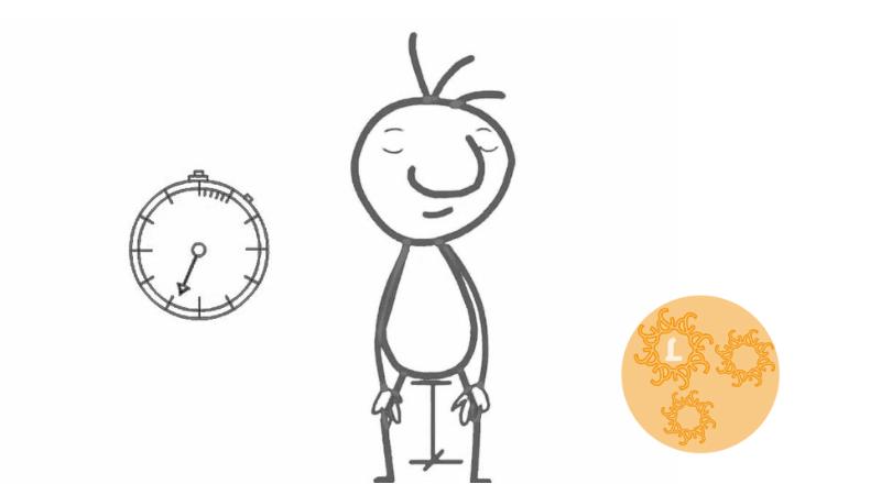 Mediteren in 1 minuut