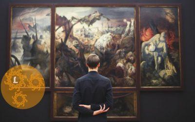 Ga eens mindful naar het museum