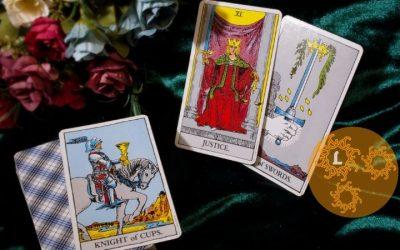 Levensvragen en de Tarot