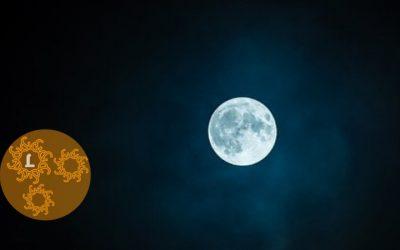 Invloeden van de maan.