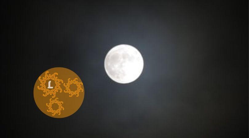 IJsmaan of Wolfsmaan: de Volle Maan van 9 februari 2020