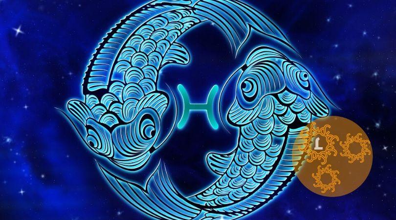 Kristallen en het sterrenbeeld Vissen