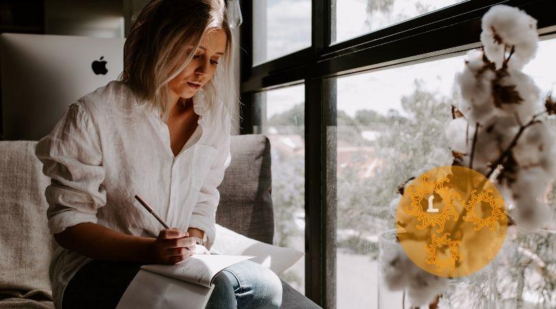 Deze creatieve schrijfoefeningen kunnen helpen problemen op te lossen