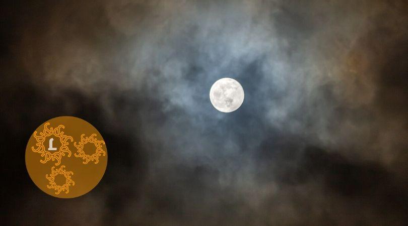 9 Maart volle maan: Sneeuwmaan