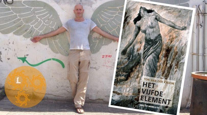 WIN het nieuwe boek Het Vijfde Element, heel de aarde