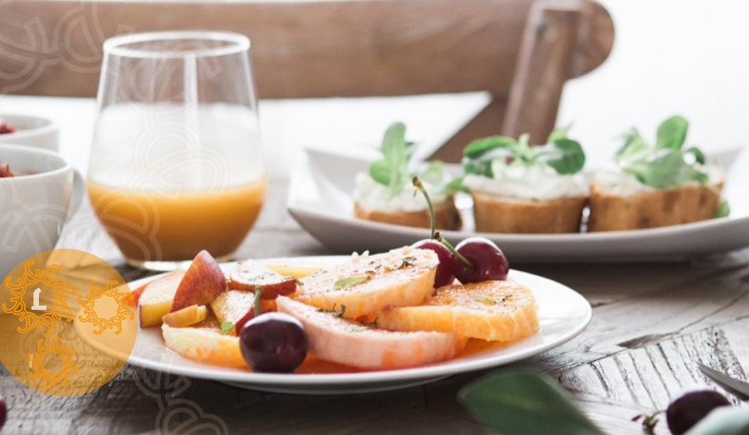 Blijf gezond, eet gezond: 5 tips