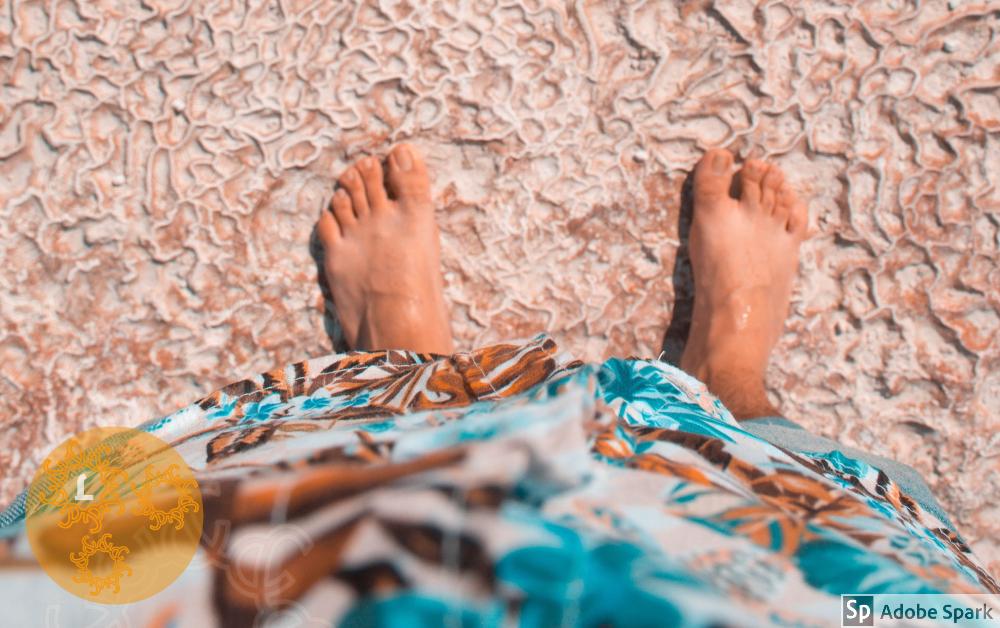 Wat extra liefde voor je voeten