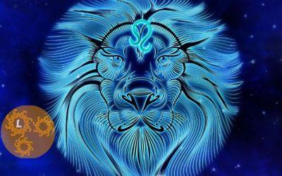 Kristallen en het sterrenbeeld Leeuw