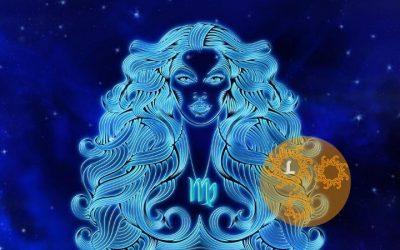 Kristallen en het sterrenbeeld Maagd