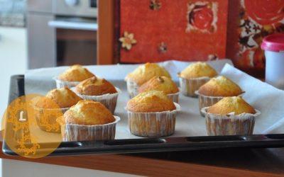 Recept: Pompoenmuffins met pecannoten