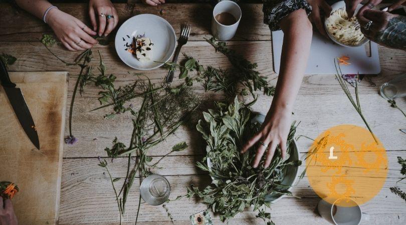 Smudging: 10 Kruiden om jouw woning te zuiveren