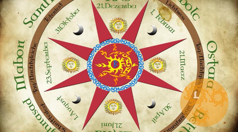 Feesten en rituelen in het paganisme.