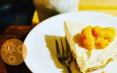 Recept: Abrikozen MonChou-Kwark taart